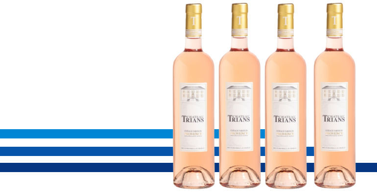 What to Drink: Ch. Trians Rosé