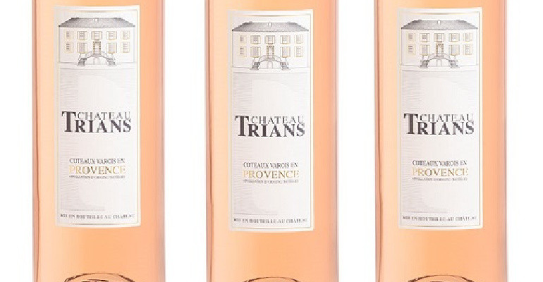 What's Bill Drinking? Chateau Trians Rosé