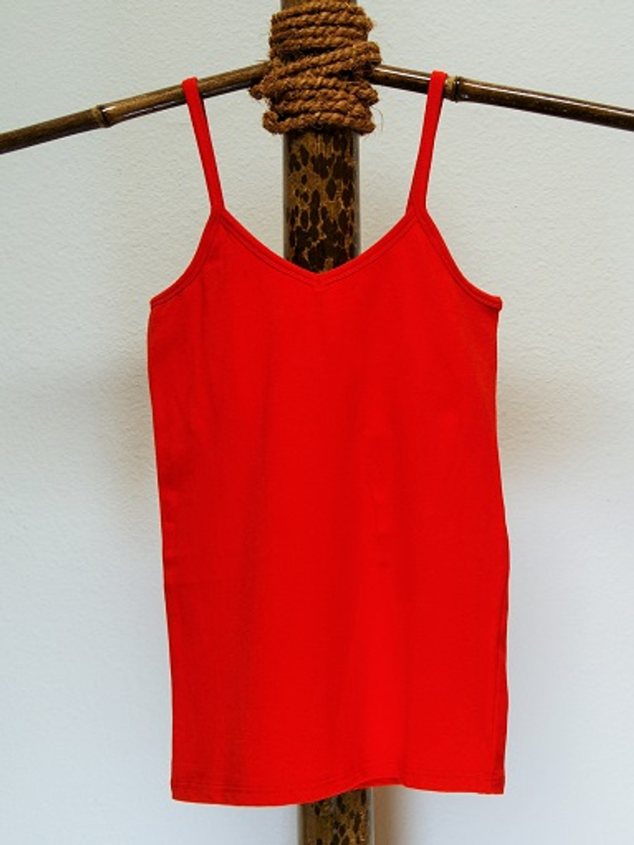 Women's Cami with Shelf Bra