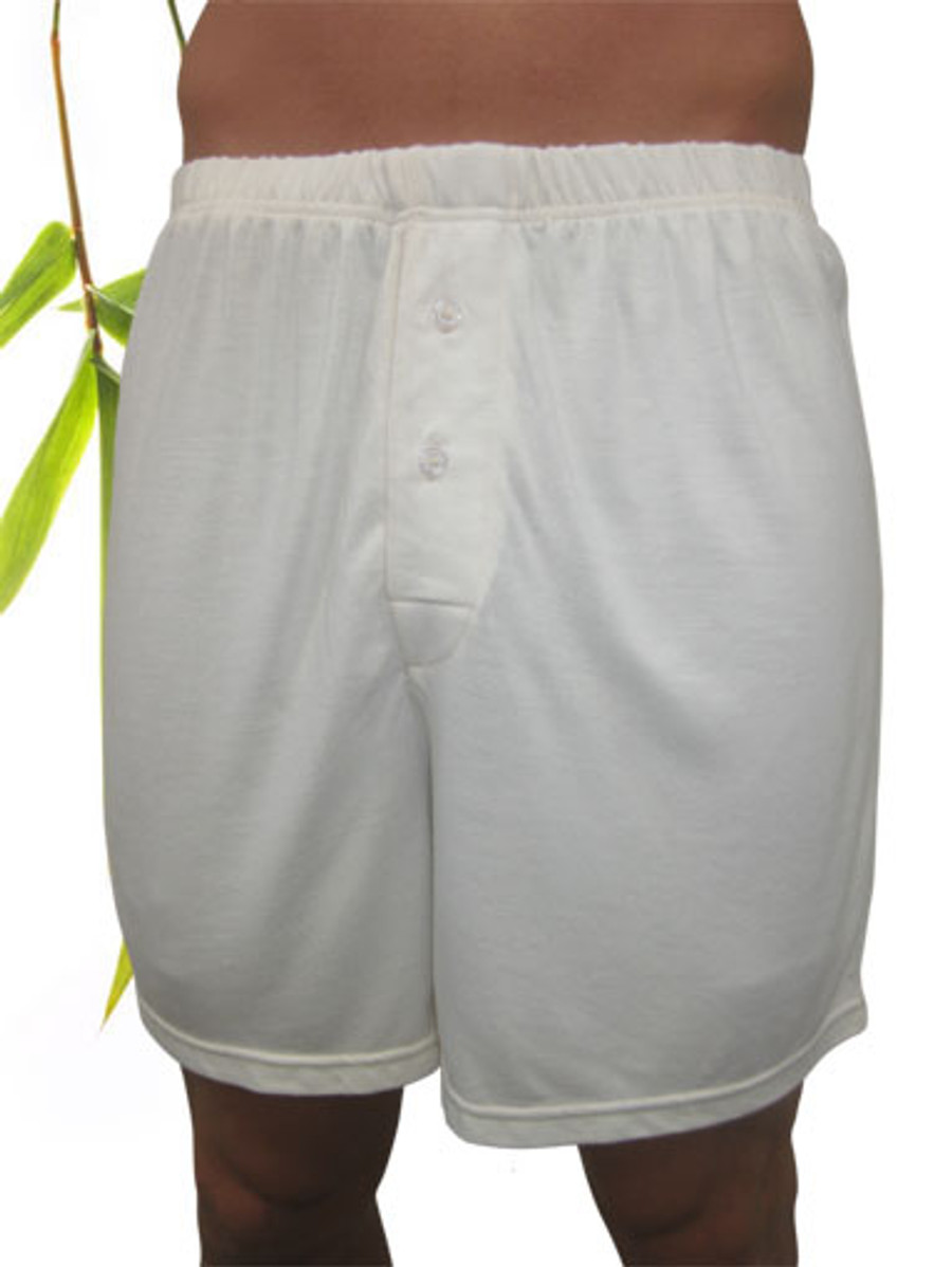 Bamboo and Organic Cotton Boxers