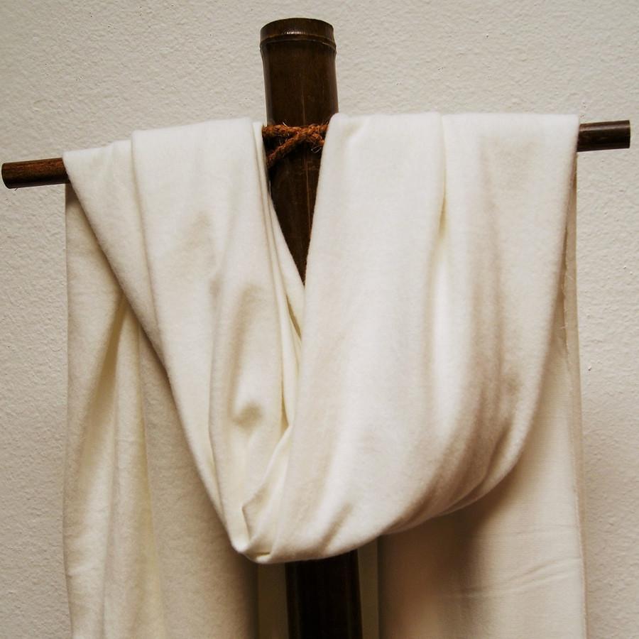 Bamboo Fleece 70 bamboo 30 organic cotton regular fleece smooth front side