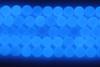Blue Aragonite Polished 10mm Round - Glow in the Dark