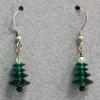 Christmas Tree (Swarovski) Earring Kit - Green