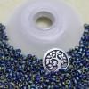 Kumihimo Bracelet Kit - Cobalt