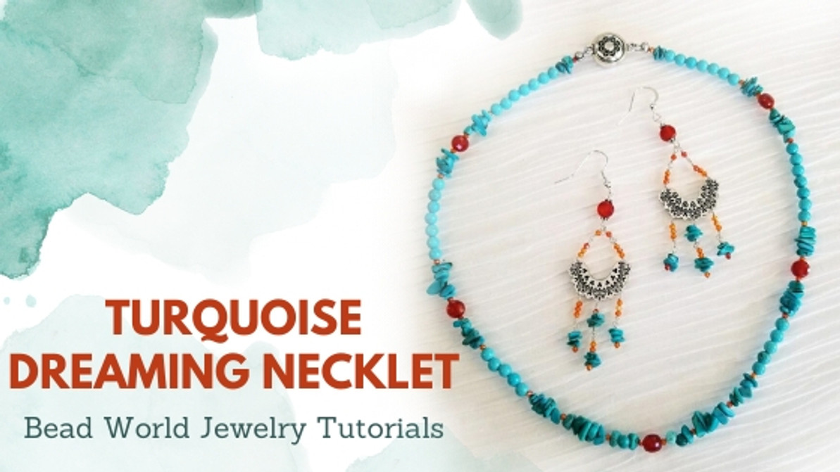 Turquoise Dreaming Necklet