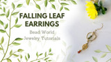 ​Falling Leaf Earrings