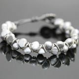 Dancing Pearls Bracelet Tutorial