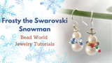 ​Frosty the Swarovski Snowman