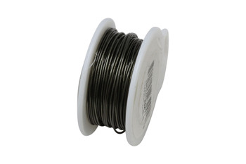 20 Gauge Craft Wire 6 Yards - Hematite