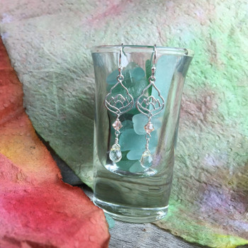 Lotus Pond Moroccan - Sterling Silver