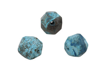 Imperial Turquoise Jasper 16-18mm Faceted Round