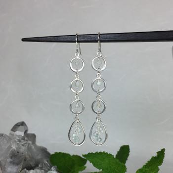 Effortless Circle - Sterling Silver