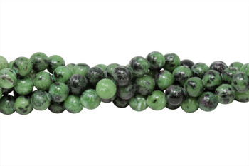Ruby Zoisite AA Grade Polished 8mm Round