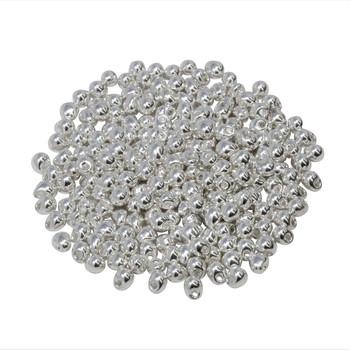 3.4mm Miyuki Drops -- 464E Silver Plated
