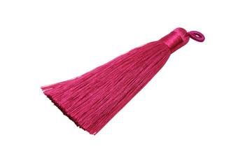 Pink 3 Inch Tassel