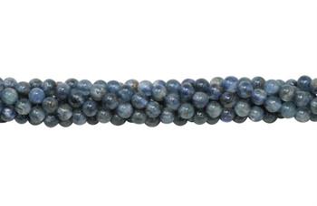 Kyanite Polished 4-5mm Round
