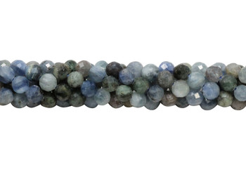 Kyanite Polished 5mm Faceted Round