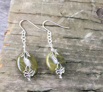 Iris Cail - Sterling Silver