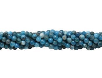 Apatite Polished 3mm Round