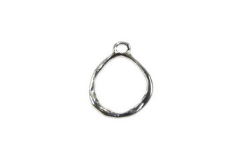 Organic Circle - Sterling Silver