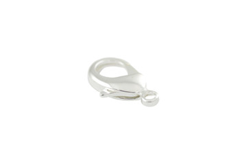 Silver 15x9mm Lobster Claw Clasp