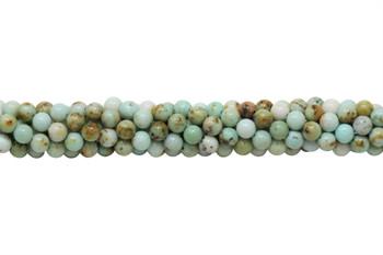 Mongolian Opal Polished 6mm Round
