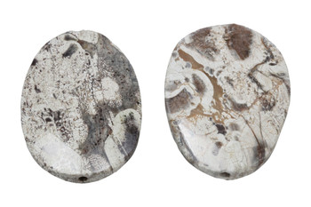 Imperial Jasper Faceted Oval