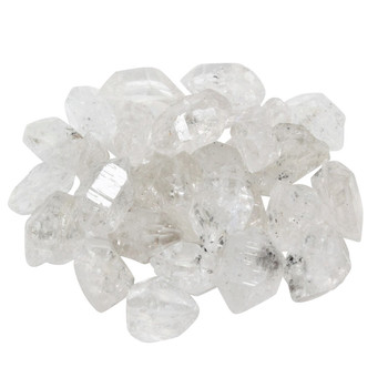Herkimer Diamond Polished 13x20mm Points - Center Drilled