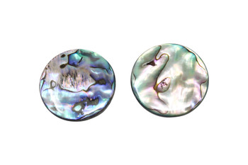 New Zealand Abalone 30mm Coin