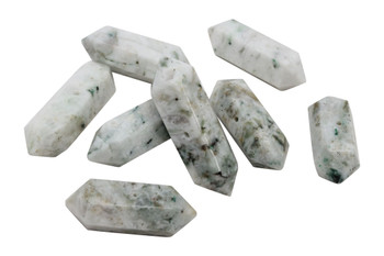 Opal Polished 42-48mm Points - Center Drilled