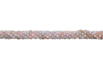 Beryl Polished 3mm Faceted Round