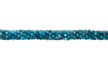 Apatite Polished 3.5mm Faceted Round