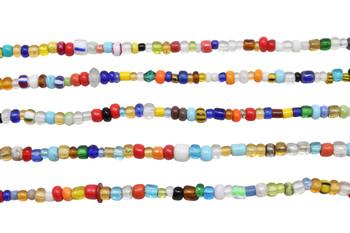Christmas Seed Beads 2-6mm