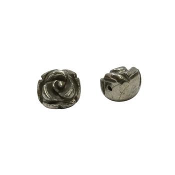 Pyrite Polished 15mm Rose