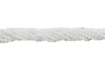 Rainbow Moonstone 3mm Polished Faceted Round