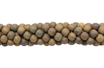 Robles Wood 8mm Round No Wax