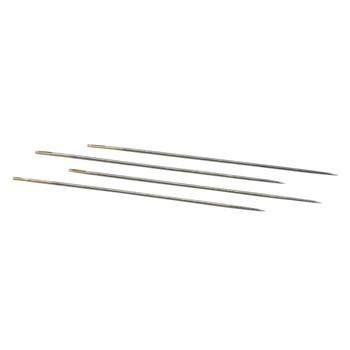 Tulip Beading Needles Size #10 - 4 Pieces