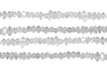 Herkimer Diamond Polished 3-6mm Points