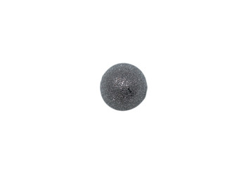 Gunmetal 14mm Stardust Bead