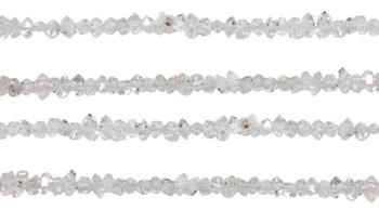 Herkimer Diamond Polished 3x2mm Points
