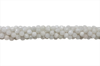 Moonstone Polished 7mm Faceted Round
