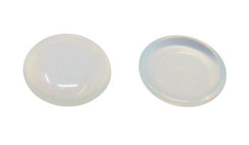 Opalite 25mm Cabochon Coin