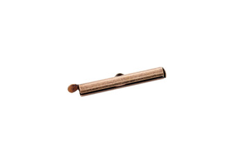 Antique Copper 30mm Slide Tube