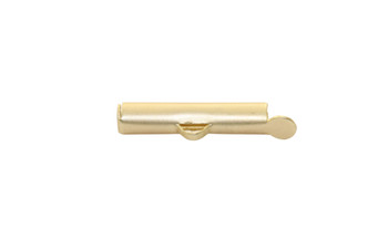 Satin Hamilton Gold 20mm Slide Tube
