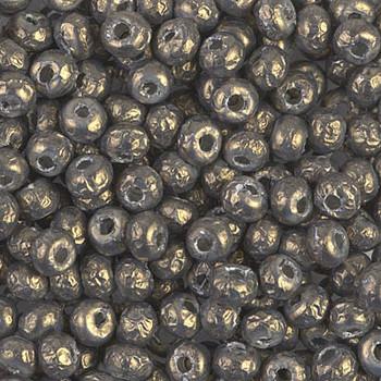 Size 6 Miyuki Seed Beads -- 3957 Baroque Pearl Dark Olive