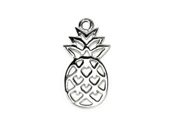Pineapple - Sterling Silver