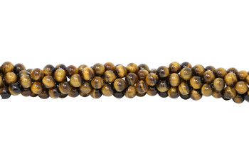 Tiger Eye Grade A Polished 12mm Round