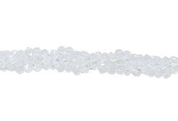 Crystal Quartz Polished 6mm Star Cut