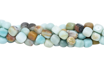 Amazonite Multi Color Polished 11-12mm Nugget