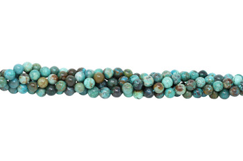 Chrysocolla Polished 8mm Round